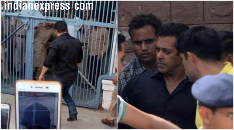 salman khan blackbuck case verdict guilty, goes to jail