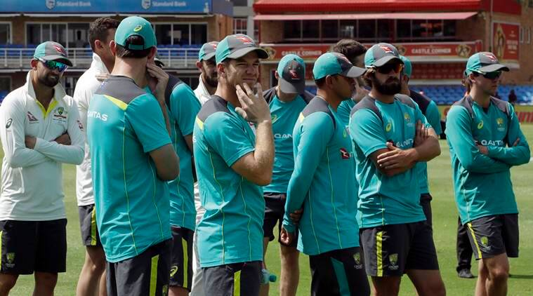 Tim Paine, Tim Paine Australia, Australia tour of South Africa 2018, Australia Tim Paine, sports news, cricket, Indian Express