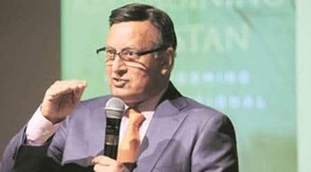 Pakistan should normalise relations with India, then talk Kashmir:Haqqani