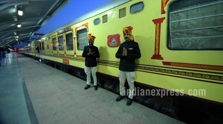 India's spectacular train journeys, india train journeys, India's luxurious trains, luxurious trains of India, Palace on Wheels, Royal Rajasthan on Wheels, Maharajas' Express, Deccan Odyssey, Lifestyle News, Indian Express News
