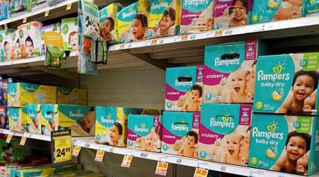 The maker of Pampers diapers and Gillette razors said the deal would help it expand its portfolio of consumer healthcare products which includes Vicks cold relief.