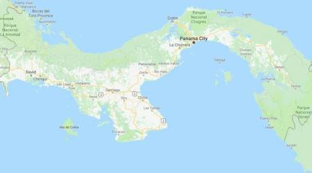 Panama considers building train to Costa Rica with China'shelp