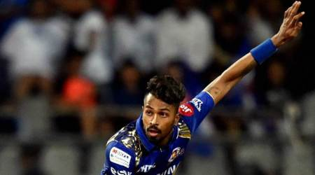 IPL 2018, MI vs CSK: Hardik Pandya carried off field after sustaining ankle injury