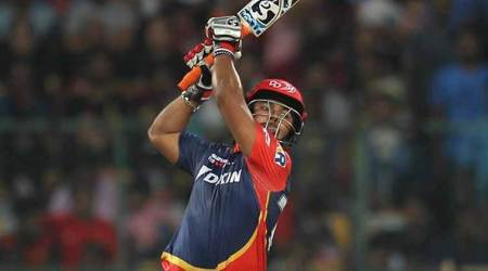 IPL 2018, Indian Premier League, RCB vs DD, Mandeep Singh, Rishabh Pant, Yuvraj Singh, sports news, cricket, IPL news, Indian Express