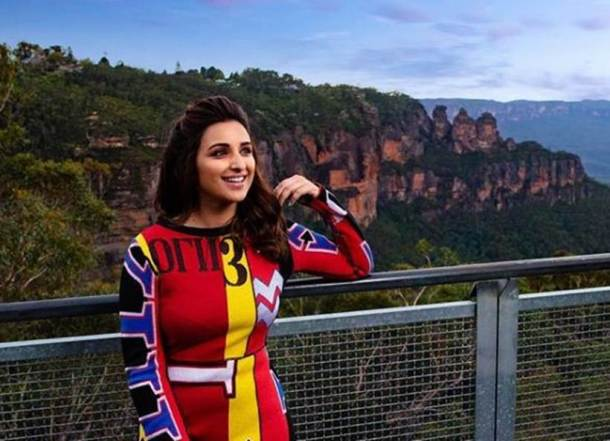parineeti chopra summer vacations