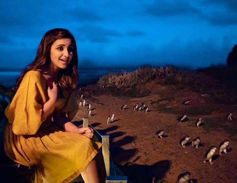 parineeti chopra shares experience