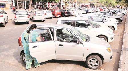 'Smart' test: How smart are the paid parking lots in thecity?