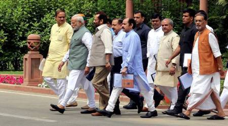 House session washout: PM Modi to observe one-day fast with partyMPs
