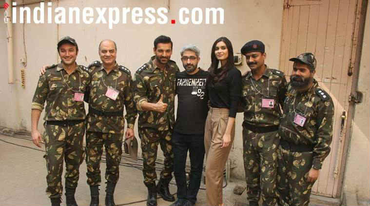 Parmanu: The story of Pokhran is produced by John and KriArj entertainment