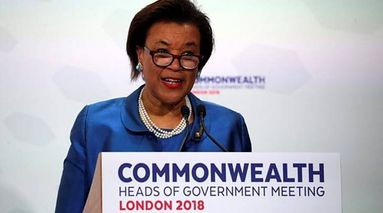 Indian Commonwealth official, indian official in UK, Commonwealth Secretariat London, employment tribunal claim, CHOGM, Ram Venuprasad, indian express