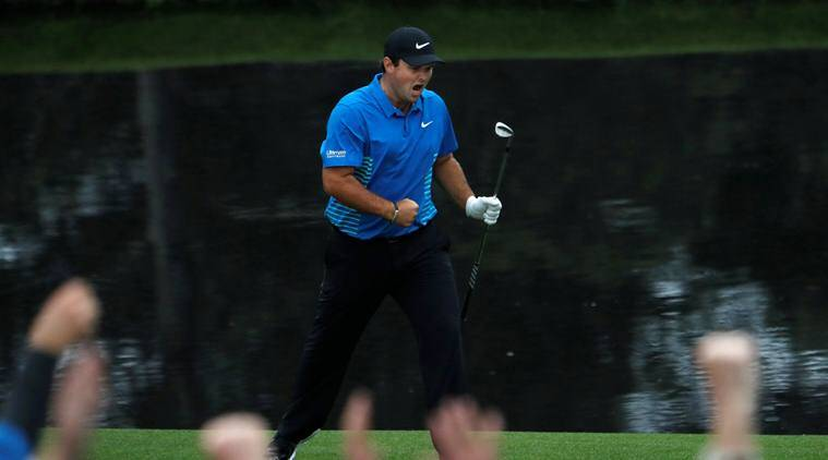 Patrick Reed moves three clear at Augusta Masters as Rory McIlroy lurks