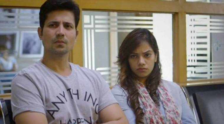 Sumeet Vyas and Nidhi Singh in Permanent Roommates photos