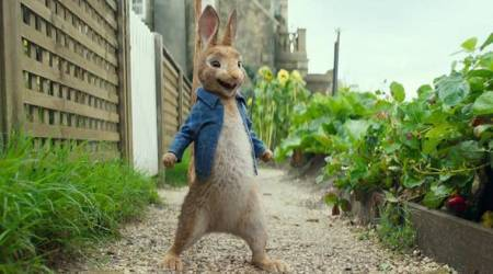 Peter Rabbit movie review: The Domhnall Gleeson and Emily Blunt starrer is harmless, lazy fun