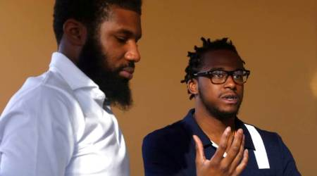 Two black men arrested at Starbucks break silence, say 'you never know what's going to happen'