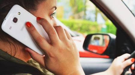Phone use slows down drivers' reaction by up to 204 per cent, reveals IIT-Bombay study