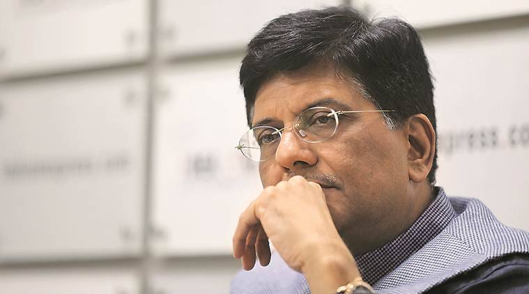 piyush goyal, finance ministry, fiscal deficit, election year, gdp, economy, fiscal deficit target, indian express