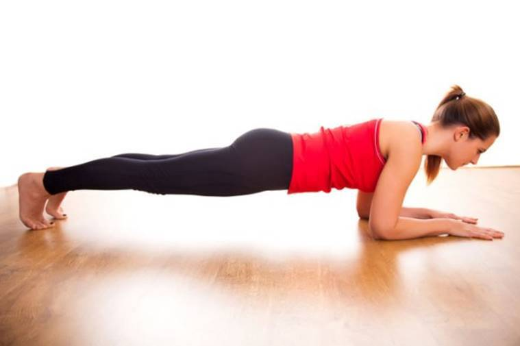 weight loss, diet, weight loss tips, reducing weight, weight training, waise training, plank, crunches, losing weight the healthy way, indian express, indian express news