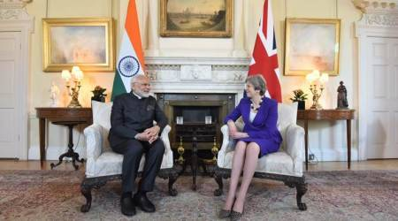 Punjab 'targeted killings': Theresa May raises issue of arrest of Scots Sikh with PM Narendra Modi