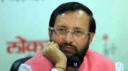 'Cramped' NCERT syllabus to be reduced by half, says Prakash Javadekar