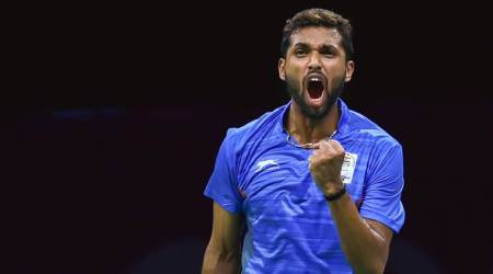HS Prannoy's mantra for Asian Games 2018: Take calculative risks, don't holdback