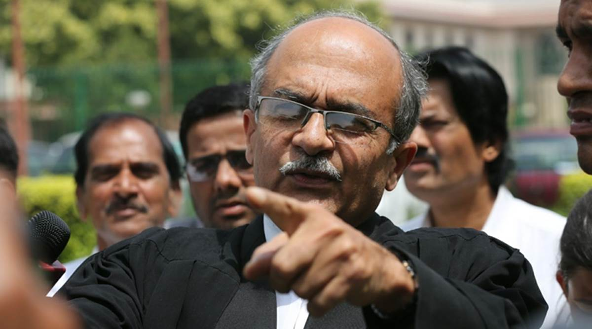 Contempt case: What Supreme Court, Prashant Bhushan and AG Venugopal said - The Indian Express