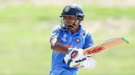 Shaw, Agarwal blast tons in India A win