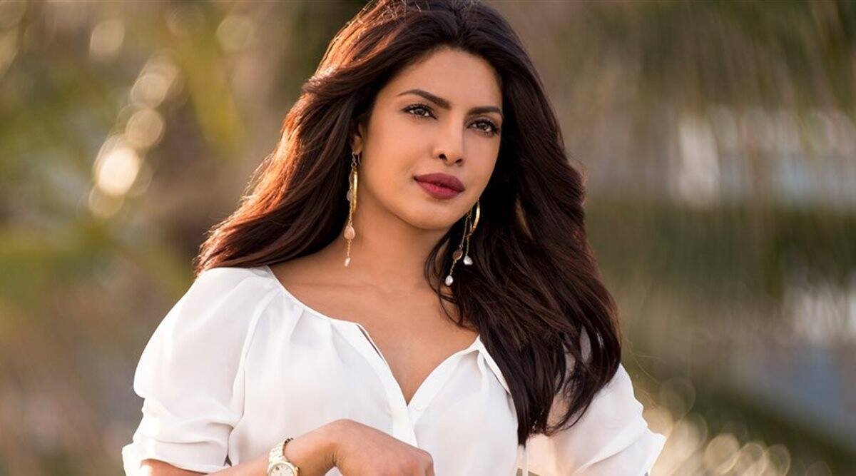 Priyanka Chopra On Losing A Film Due To Her Skin Colour They Said I Had The Wrong Physicality Entertainment News The Indian Express