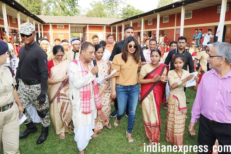 Priyanka Chopra Shares Beautiful Pics From Her Assam Journey