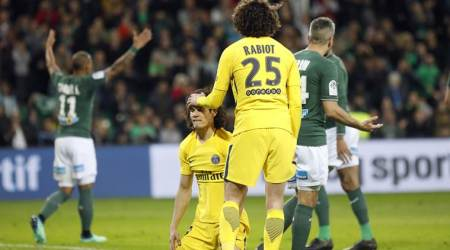 PSG miss chance to clinch early title after St Etiennedraw