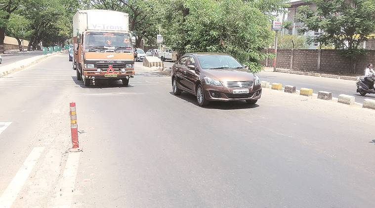 Residents angry over PCMC's 'apathy' in implementing safety measures on the stretch