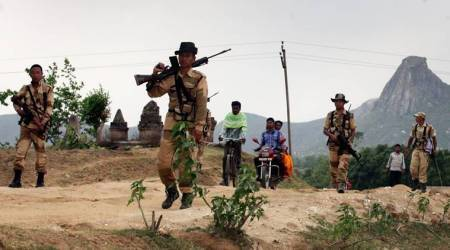 Security forces have launched a combing operation in the area, located around 500 km away from the state capital Raipur. (Representational)