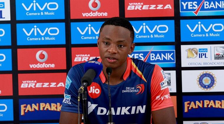 IPL 2018: Delhi's Kagiso Rabada Ruled Out of Tournament