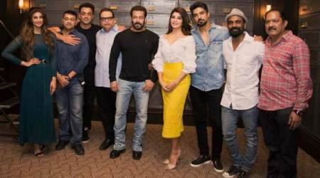 This is how Race 3 stars Salman, Jacqueline and others made Remo D'souza's birthdayspecial