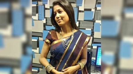 Telugu news channel anchor Radhika Reddy reportedly committed suicide by jumping from the fifth floor of her residential building in Hyderabad on Sunday. (Photo: Facebook/Radhika Reddy)
