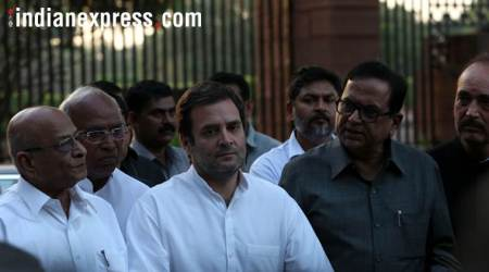 Karnataka BJP dubs Rahul Gandhi as Bahadur Shah Zafar of Congress