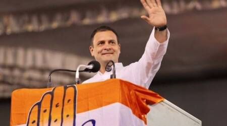 Karnataka Elections: BJP makes communities fight, then talks of development, says Rahul Gandhi