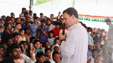 Rahul Gandhi predicts Amethi will be mentioned in same breath as Singapore, California