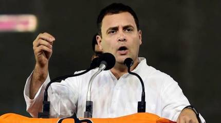 Modi govt crushing Supreme Court, has shut down Parliament: Rahul Gandhi at Save the Constitution rally
