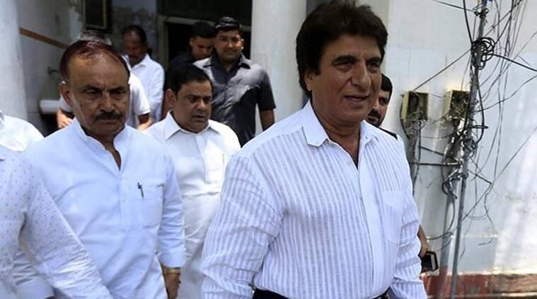 Congress leader Raj Babbar