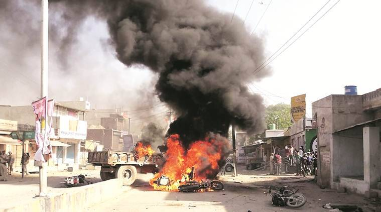 Curfew relaxed in Rajasthan's Karauli district