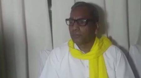 UP Minister O P Rajbhar says people attending rival's rallies will be 'cursed with jaundice'