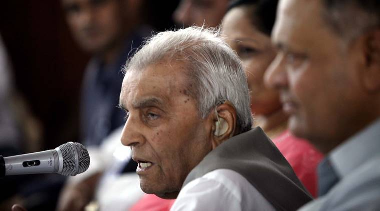 Rajinder Sachar, former Delhi High Court chief justice, dies at 94