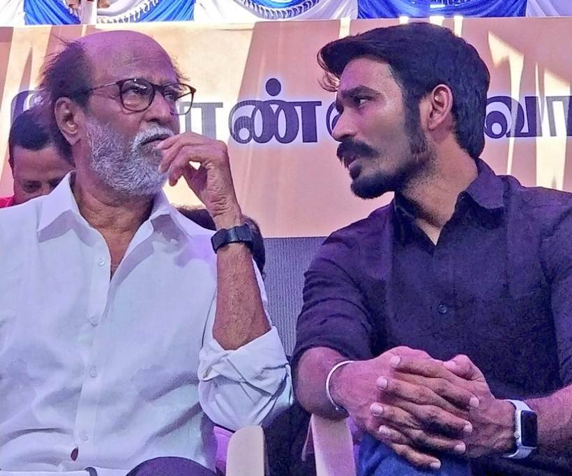 Rajinikanth, Kamal Haasan, Dhanush join Tamil stars in Cauvery board protests