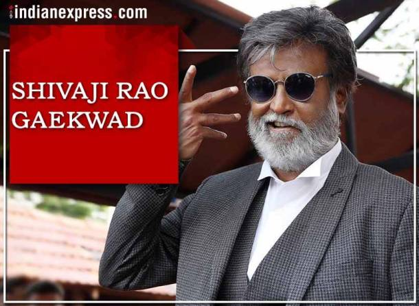 Rajinikanth real name