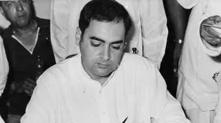 Rajiv Gandhi death anniversary updates: Rahul, Priyanka Gandhi pay tribute to former PM