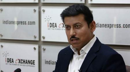 Asian Games 2018: Rajyavardhan Singh Rathore to skip Asian Games torch relay, IOA invites Vijay Goel