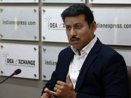 Media fraternity facing questions from public: Minister Rajyavardhan Singh Rathore