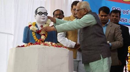'Ram' was part of Dr Ambedkar's name, says Uttar Pradesh Governor Ram Naik