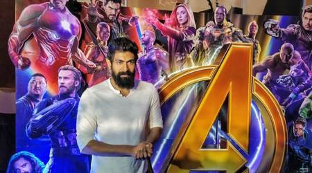 Rana Daggubati: Avengers Infinity War's story is told from the point of view of Thanos