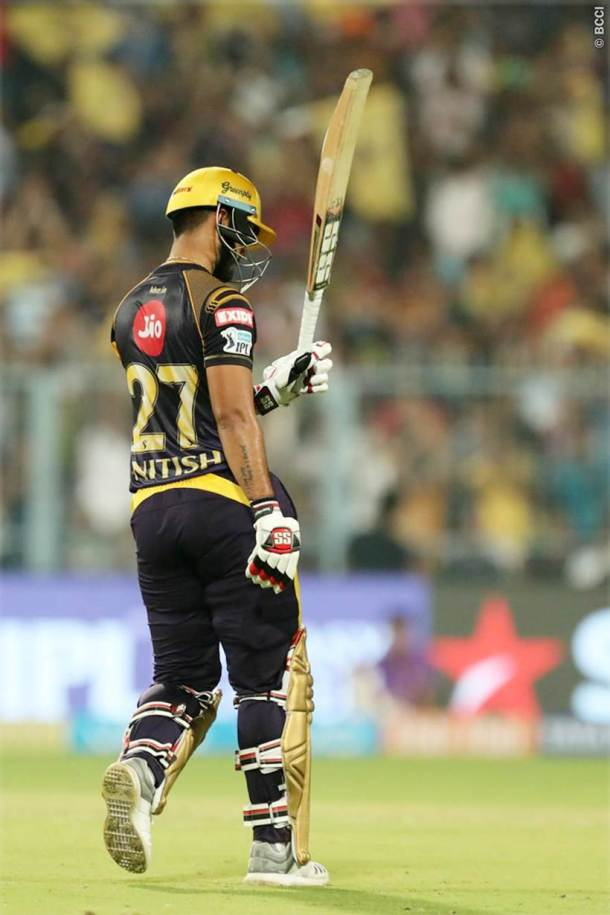 IPL 2018, Indian premier League, Andre Russell, Nitish Rana, Gautam Gambhir, IPL 2018 photos, sports gallery, Indian Express